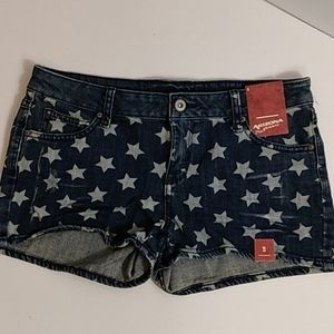 Arizona Jean Co Star Jean Shorts